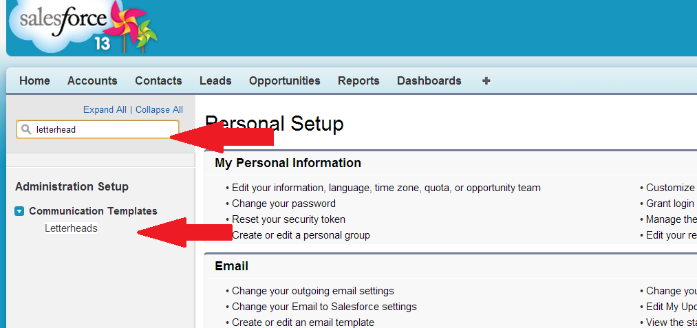 How to Create a Blank Salesforce Email Template
