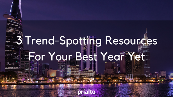trend spotting resources