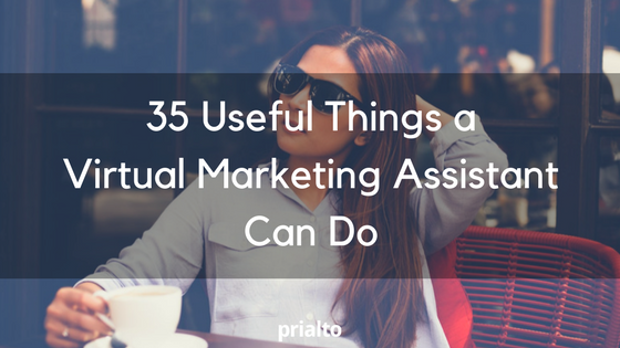 35 useful things a virtual marketing assistant can do