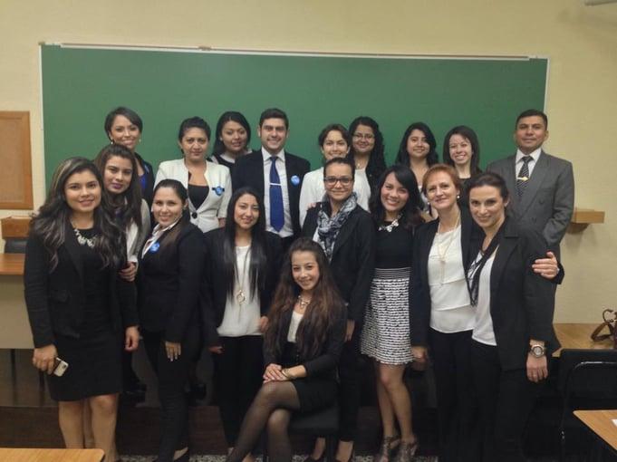 Nayeli Itza and Classmates.jpg